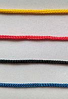 6405 Шнур декоративный круглый (полиэстер) 3 мм