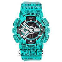 Женские наручные часы Casio g-shock ga-110 (06663)