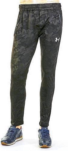 Штаны для занятий в тренажерном зале в стиле Under Armour K-17-1 (PL, хлопок, L-3XL, черный )