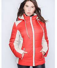 Куртка демисезонная женская № 15 (р. 44-56)