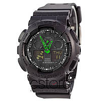 Мужские наручные часы Casio g-shock ga-100c (06686)