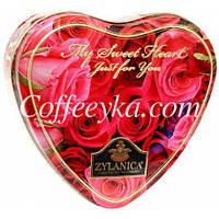 "Чай черный Zylanica ""Red Roses"" Super Pekoe 100 г ж.б."