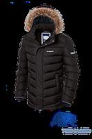 Мужская зимняя подростковая куртка Braggart Teenager (р. 38-44) арт. 7092