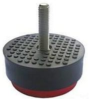 Виброизоляторы из термопластичного эластомера тип MCVT 10V 557535 М10   70sh
