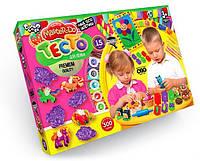 Тесто-пластилин набор 15 цветов по 20 гр с аксессуарами Danko Toys (TMD-03-01)
