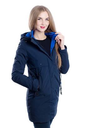 Женская куртка-парка на био-пуху 1