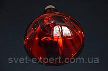 IR1 230V 150W E27 R123RB Helios лампа інфрачервона лампа для обігріва, фото 3