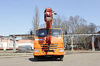 Ремонт гидроцилиндров выдвижных опор автокрана КС-55713