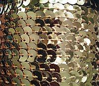 6102 Пайетки на нитке (глянец) разные цвета