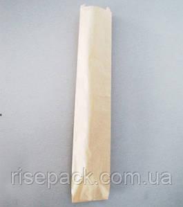 Пакет бумажный белый 9х52 для упаковки и фасовки