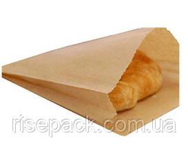 Пакет паперовий бурий 15х30