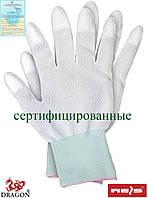 Защитные перчатки, изготовленные из нитрила RNYPOFIMIC W