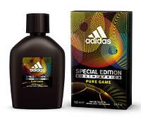 Мужская туалетная вода Adidas Pure Game Special Edition (Адидас Пур Гейм Спешиал Эдишн)