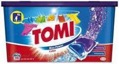 Капсулы для стирки Tomi Color  2in1 30 шт