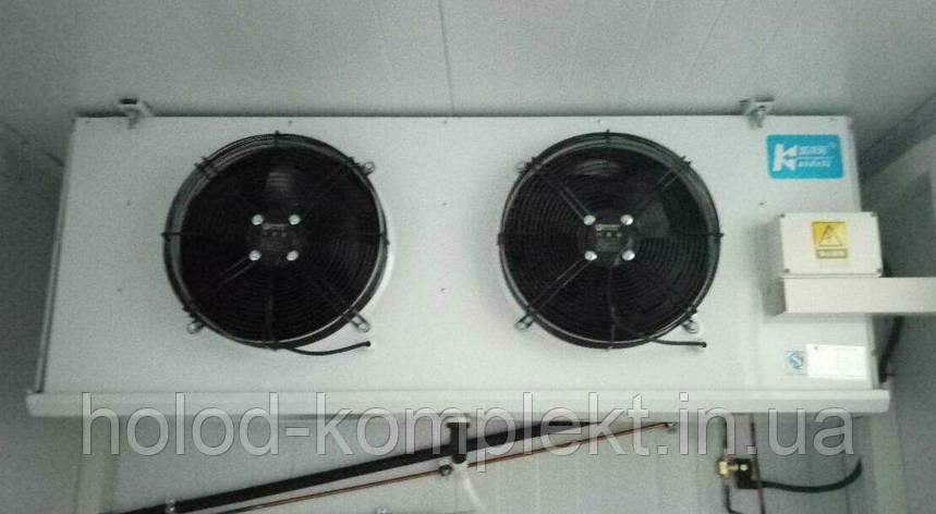 Воздухоохладитель среднетемпературный 7,5 кВт., фото 2