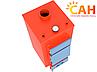 Котлы твердотопливные САН ЭКО-У 10 кВт (4 мм) с ручной регулировкой подачи воздуха, фото 3