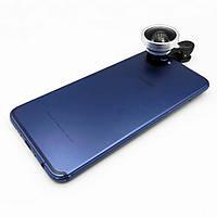 Линза для селфи Selfie Cam Lens Panorama, Серебристая