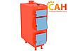 Котлы твердотопливные САН ЭКО-У 17 кВт (4 мм) с ручной регулировкой подачи воздуха, фото 2