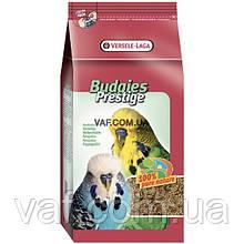 Корм для волнистых попугаев Versele-Laga Prestige Вudgies Верселе-Лага Престиж Попугайчик, зерновая смесь, 1кг