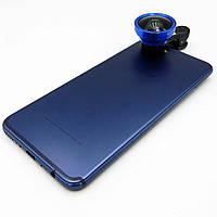 Линза для селфи Selfie Cam Lens Panorama, Синий