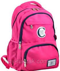 """Рюкзак подростковый """"Cambridge"""" CA 151, розовый, 555752"""