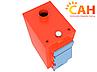 Котлы твердотопливные САН ЭКО-У 25 кВт (4 мм) с ручной регулировкой подачи воздуха, фото 3