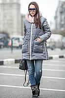 "Куртка ""Санта"" S(42-44), серый"