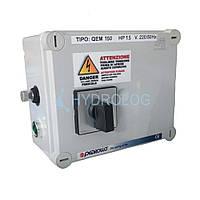Пульт управления Pedrollo QEM 150  для скважинных насосов