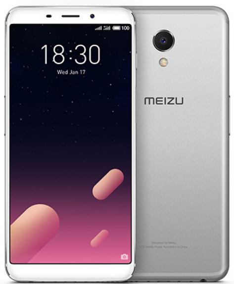 Meizu M6S 3/32Gb Silver Гарантия 1 год
