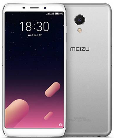 Meizu M6S 3/32Gb Silver Гарантия 1 год, фото 2