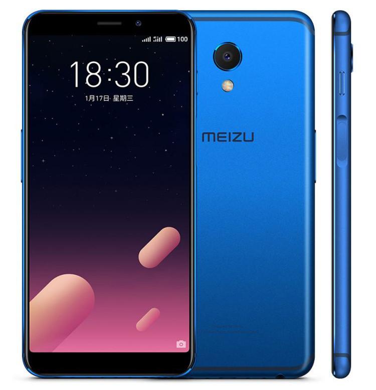 Meizu M6S 3/32Gb Blue Гарантия 1 год