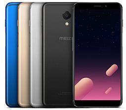 Meizu M6S 3/32Gb Blue Гарантия 1 год, фото 3