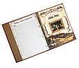 Родословная книга из натуральной кожи 620-05-05, фото 2