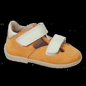 Туфли детские для девочки Рыжие