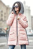 """Куртка """"Санта"""" XL(48-50), розовый"""