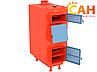 Котлы твердотопливные САН ЭКО-У-М 25 кВт (4 мм) с энергонезависимой автоматикой, фото 4
