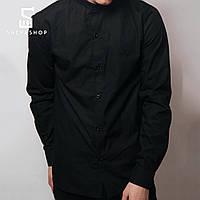 Рубашка MS BLACKKK, черная
