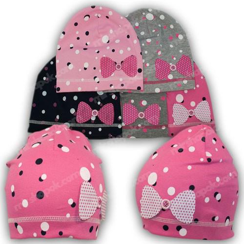 красивые шапки трикотажные