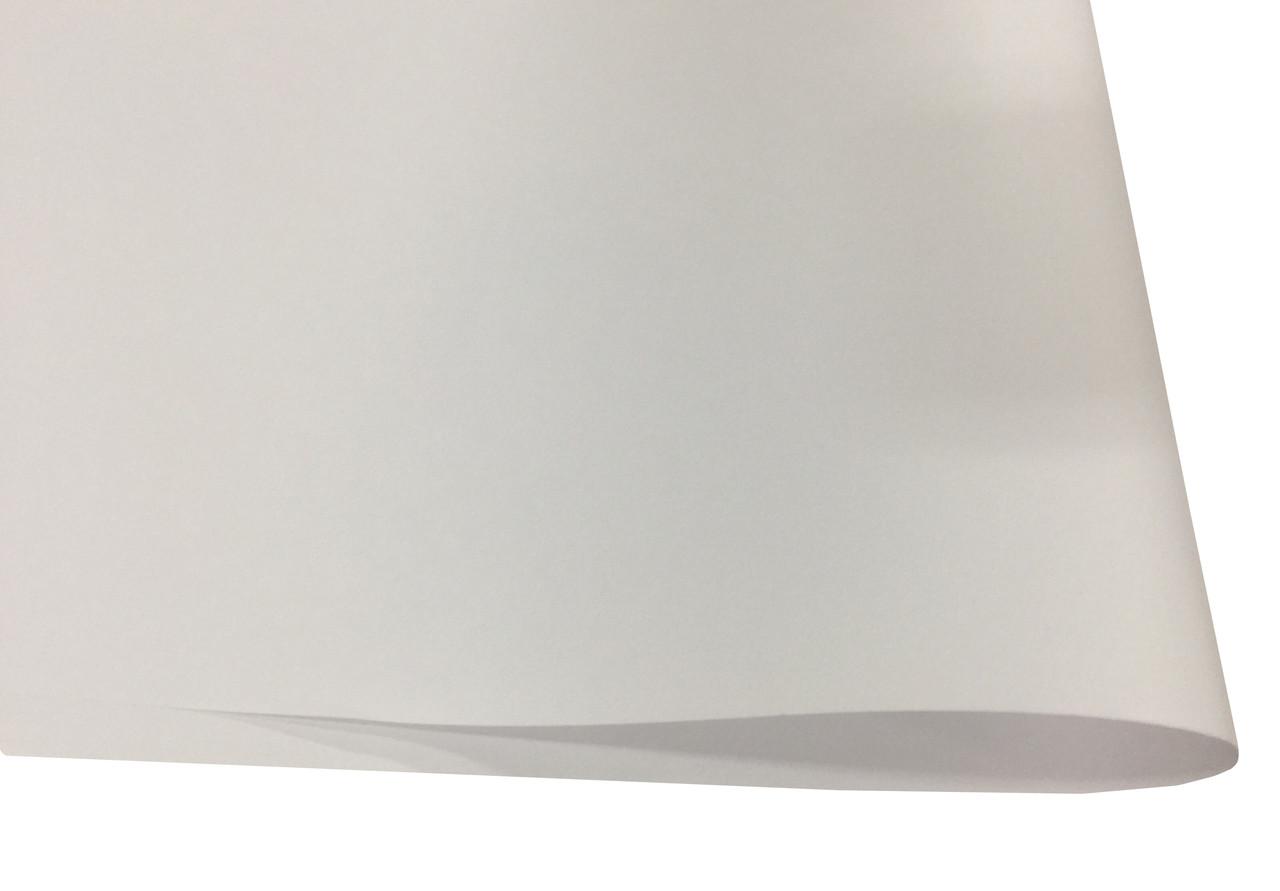 Дизайнерская бумага Hyacinth, гладкая, белая, 100 гр/м2