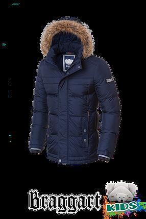 Модная зимняя куртка на мальчика Braggart Kids (р. 34-40) арт. 6445, фото 2