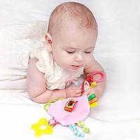 Мягкая игрушка-подвеска Круг Macik (MK6101-01)