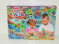 Тісто-пластилін набір з 18 кольорів з аксесуарами з аксессуарами Danko Toys (TMD-03-05)