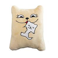 "Мягкая игрушка подушка ""Котик з Подушкою"""