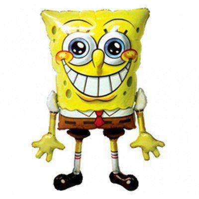 Ходячая фигура Губка Боб Sponge Bob , фото 2
