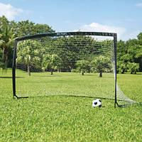 Ворота футбольні розкладні Soccer Simple Playz Medium. Футбольные ворота уличные.