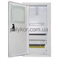 Ящик учета встроенный ЩУР-1Ф-8-В электронный Кова-Электро