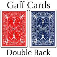 Карты Bicycle Double Back Blue/Red (двойная рубашка синяя/красная) 5 шт (листов)