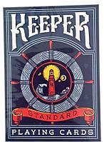 Карты покерные Keeper Standard от Ellusionist