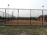 Секционный забор (3d панель) h = 4м
