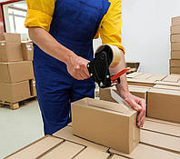 Услуги упаковки, сортировки и фасовки продукции